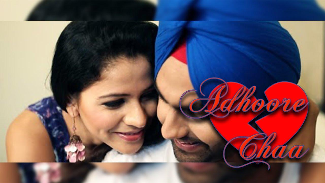 Ammy Virk - Adhoore Chaa (Official Video) - JATTIZM ...