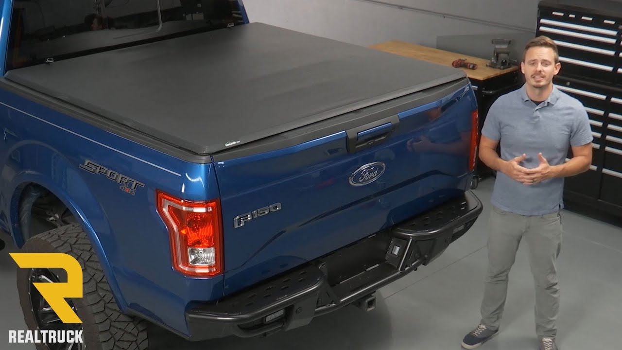 2fb66a2569a How to Install Advantage Torza Top Tonneau Cover - YouTube