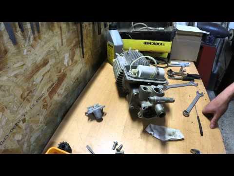 Restauration complète d'un nettoyeur haute pression Karcher 595 - Partie 1