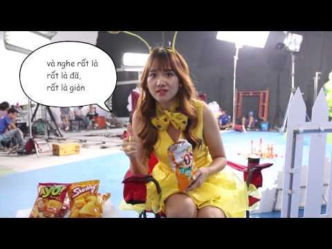 [Hari Won] Honey Honey MV Interview 3