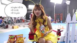 [Hari Won] Honey Honey MV Interview 3