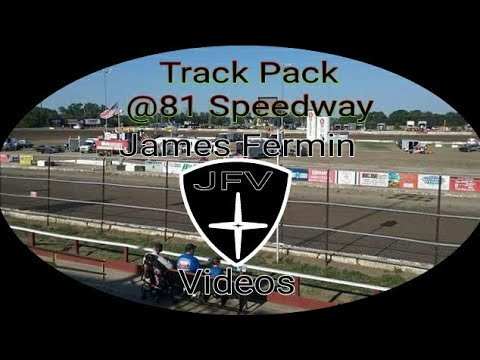 Track Pack #5, 81 Speedway, 2017