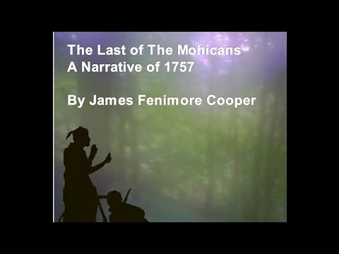 The Last Of The Mohicans by James Fenimore Cooper Part 08