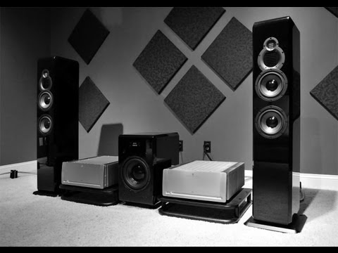 Hifi Room Tour of a $30,000 Stereo System