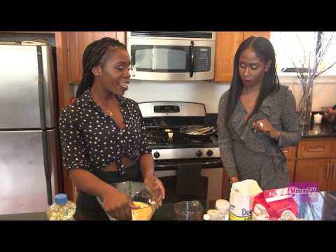 The Best African Foods - Pita Grace (Mikate) FULL EPISODE
