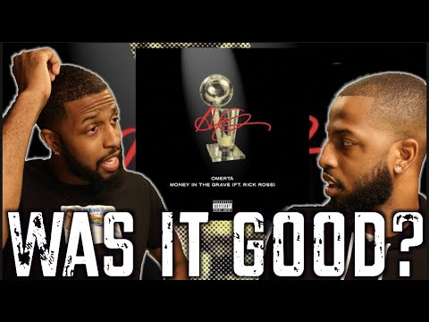 """DRAKE """"OMERTA"""" AND """"MONEY IN THE GRAVE"""" 