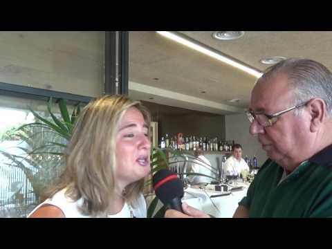 CANAL SEVILLA RADIO - VELA DE SANTANA - ENTREVISTA A  BEATRIZ CODES - COCA COLA