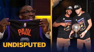 Skip & Shannon react to CP3 & the Suns eliminating the Clippers in the WCF | NBA | UNDISPUTED