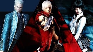 Devil May Cry HD Collection Gameplay PS3