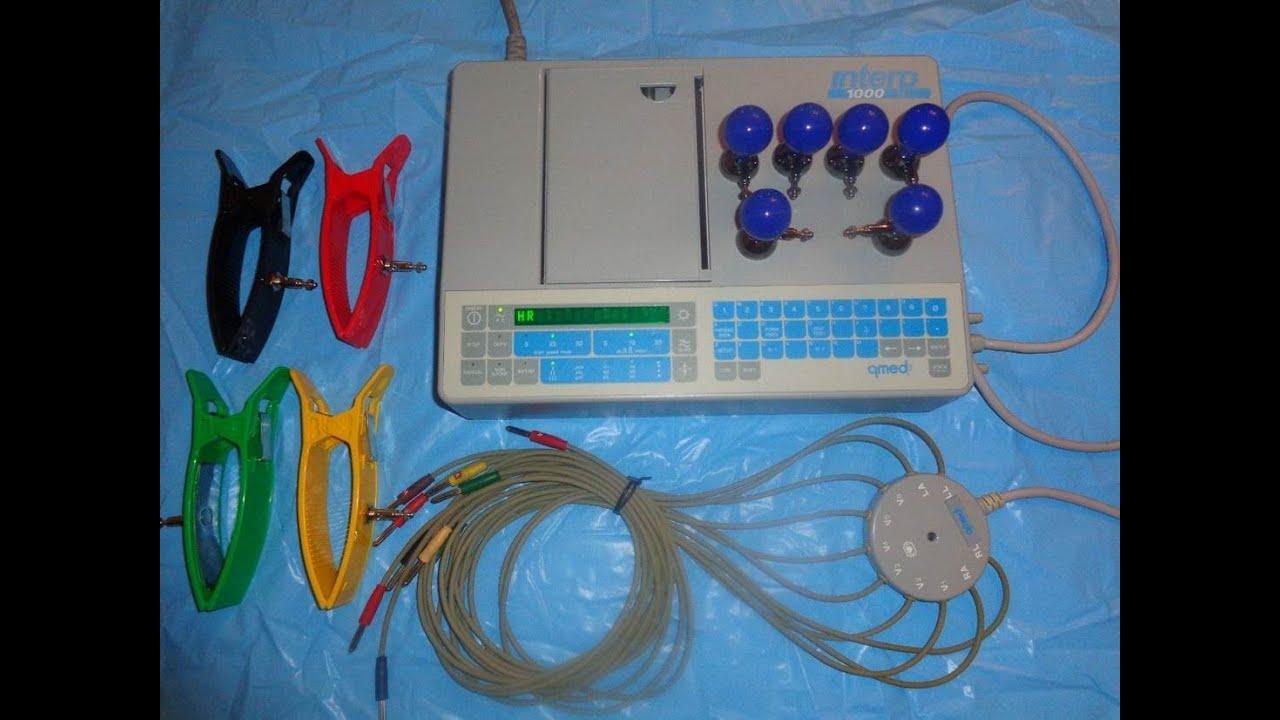 Tutorial electrocardiograma youtube for Materiales para un vivero forestal
