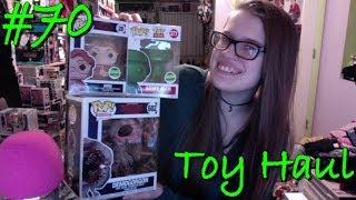 Green Army Man Pop/Stranger Things 8-Bit Barb Pop/6 Inch Demogorgon Pop - Toy Haul Ep 70