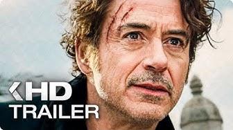 DIE FANTASTISCHE REISE DES DR. DOLITTLE Trailer German Deutsch (2020)