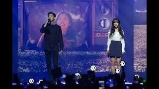[Goblin Ost] Stay With Me - Chanyeol (EXO) Feat. Seola (WJSN) at KCON in Australia