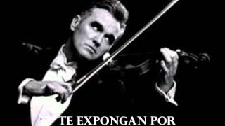 Morrissey -ANGEL, ANGEL, DOWN WE GO TOGETHER subtitulado