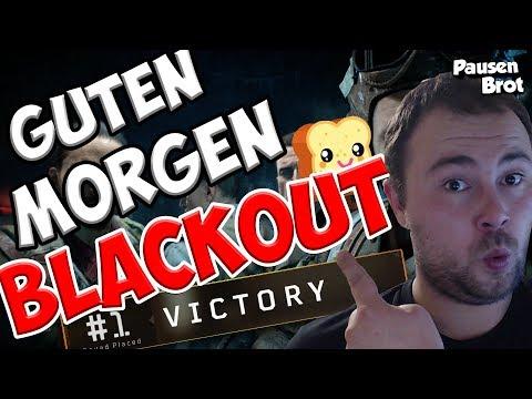 Guten Morgen BLACKOUT - Blackout Live Stream - Black Ops 4 Blackout - BO4 Deutsch PS4