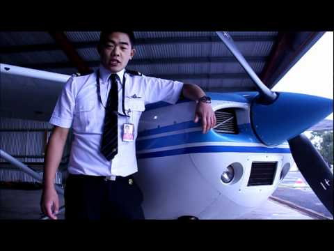 Sharp Airlines Cadetship - Chris