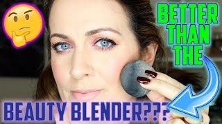 Real Techniques Sponge tutorial beauty blender (Multi Tech) (2018) | Claire Tutorials