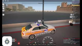 [Roblox London] Uk Policing The British way Crazy Patrol!