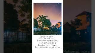 Literasi 40 detik sunset_and_i_hope