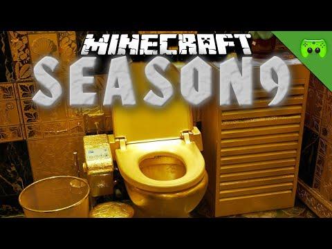 GOLDENES KLO 🎮 Minecraft Season 9 #83