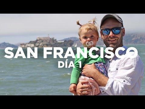 Primer día en San Francisco. Tranvía, Pier 39, Union Square, Barrio chino...