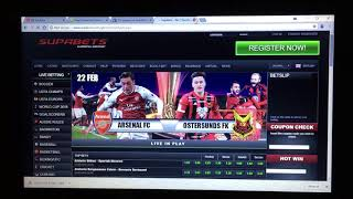 How you watch live matches on mamahd.com without sign up.