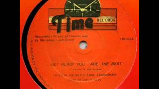 Tristan Palmer & Earl Cunningham - Get Ready You Are The Best + Version