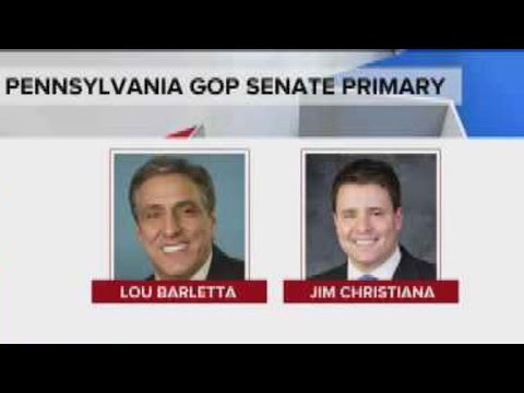 What's at stake in Pennsylvania's primary and redistricting