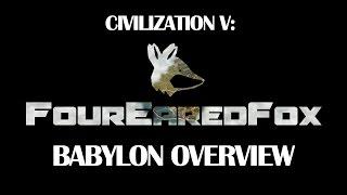 CIVILIZATION V: BABYLON QUICK STRATEGY