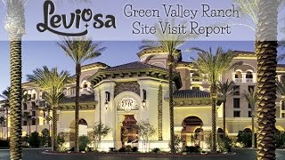 Leviosa: All About the Green Valley Ranch Resort!