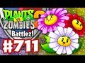DAZEY CHAIN! New Plant! - Plants Vs. Zombies 2 - Gameplay Walkthrough Part 711
