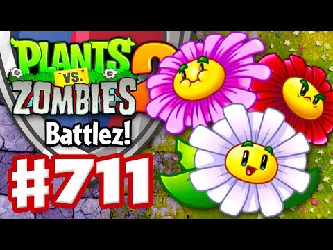 dazey-chain!-new-plant!---plants-vs.-zombies-2---gameplay-walkthrough-part-711