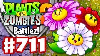 DAZEY CHAIN! New Plant! - Plants vs. Zombies 2 - Gameplay Walkthrough Part 711