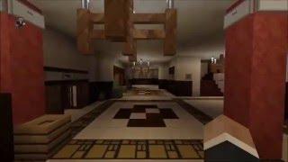 The Overlook Hotel - The Shining (Minecraft)