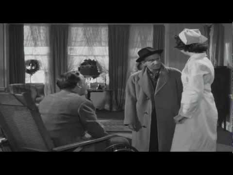 """Jimmy Durante - clip from the film """"The Man Who Came To Dinner"""""""