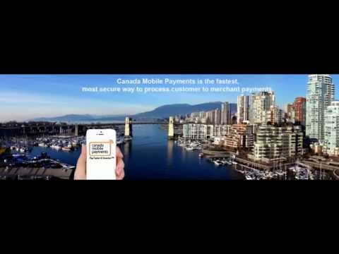 Canada Mobile Payments Vancouver, Toronto, Calgary