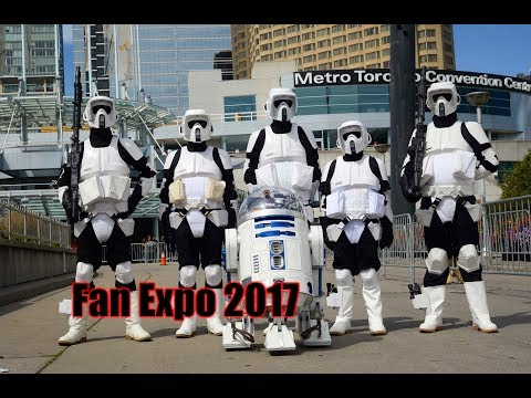 501st Legion - Fan Expo 2017