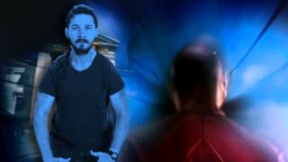 Shia helps the Flash go back in time to save his mother.