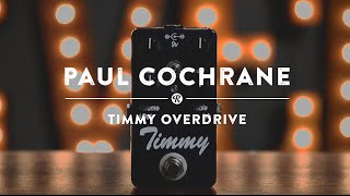 Paul Cochrane Timmy Overdrive | Reverb Demo Video
