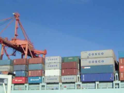 Seattle Port tour