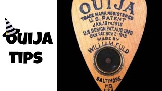 Why Is Your Planchette Not Moving? Ouija Board Tips