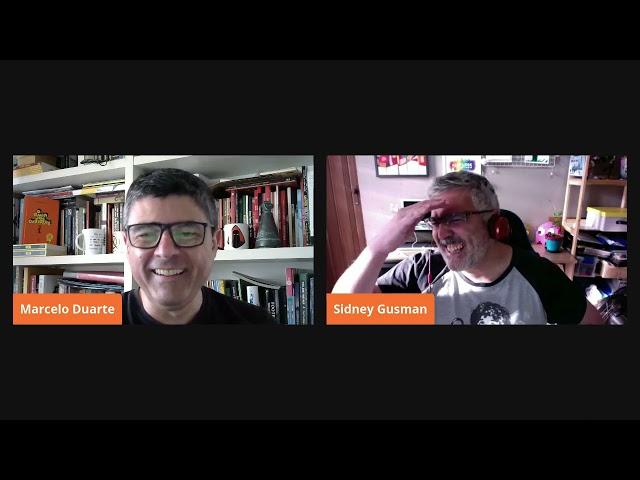 CASCÃO TOMOU OU NÃO TOMOU BANHO? - Entrevista com Sidney Gusman - Programa 45 - Olá, Curiosos! 2021