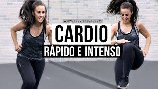 Cardio ra�pido e intenso | 10 minutos