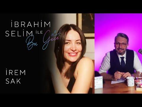 İbrahim Selim ile Bu Gece #Evde: İrem Sak, Emre Oktayoğlu #25