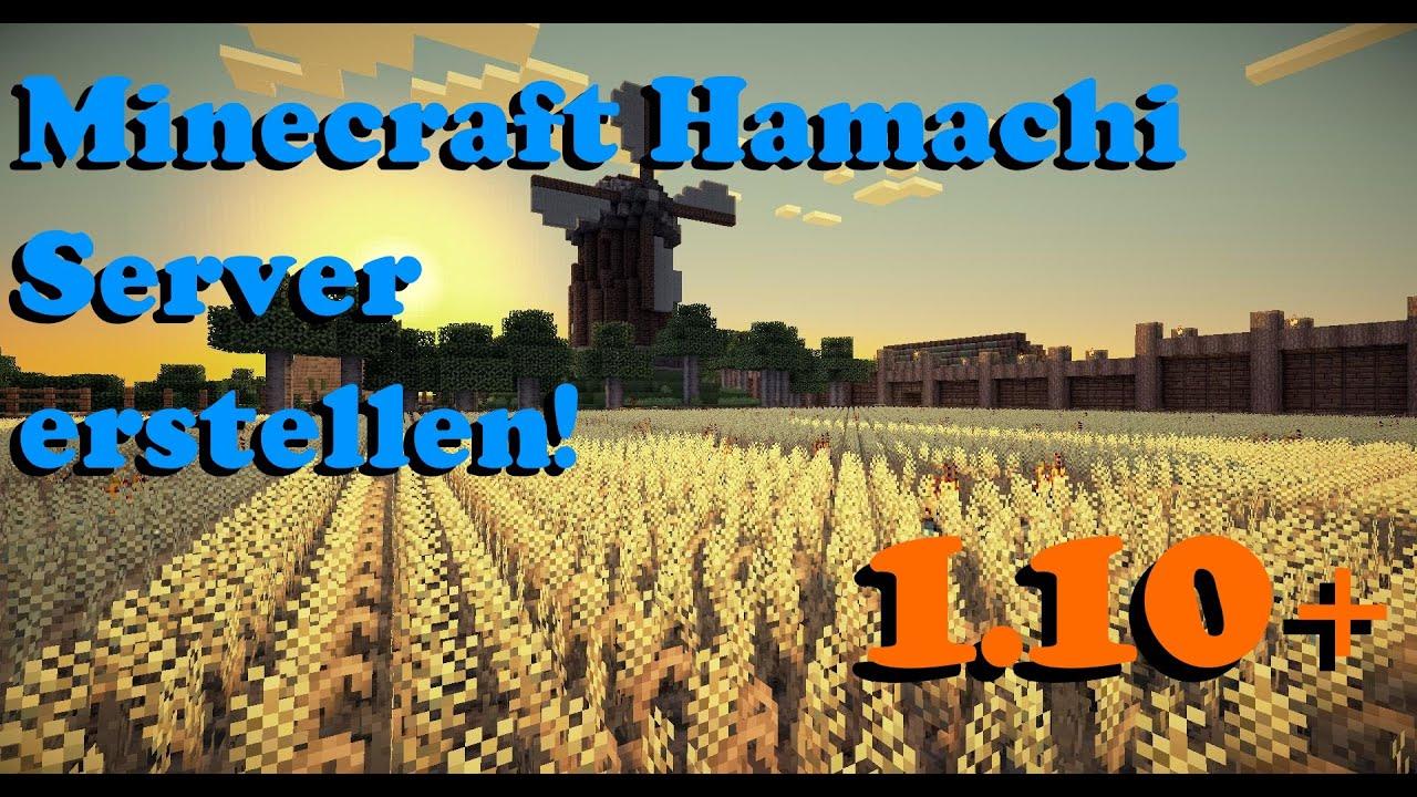 Minecraft Hamachi Server Erstellen Kurz Und Kompakt YouTube - Minecraft server erstellen mit hamachi