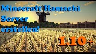 Minecraft Hamachi Server erstellen [1.12+] | Kurz und kompakt!