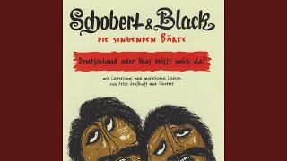 Schobert & Black – Beichte und letzte Bekenntnisse eines reumütigen Zuckerbäckers