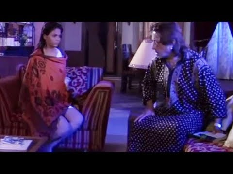 Shakti Kapoor With Strange Girl | Bollywood Scene | Neighbours: They Are Vampires thumbnail