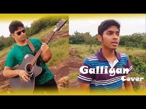 Galliyan Ek Villain Acoustic Guitar Cover By Shubhakanta & Y.V.Asish