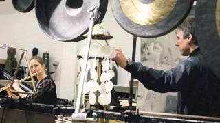 """Teruyuki Noda, """"Eclogue"""" für Flöte und Percussion Teil 2"""